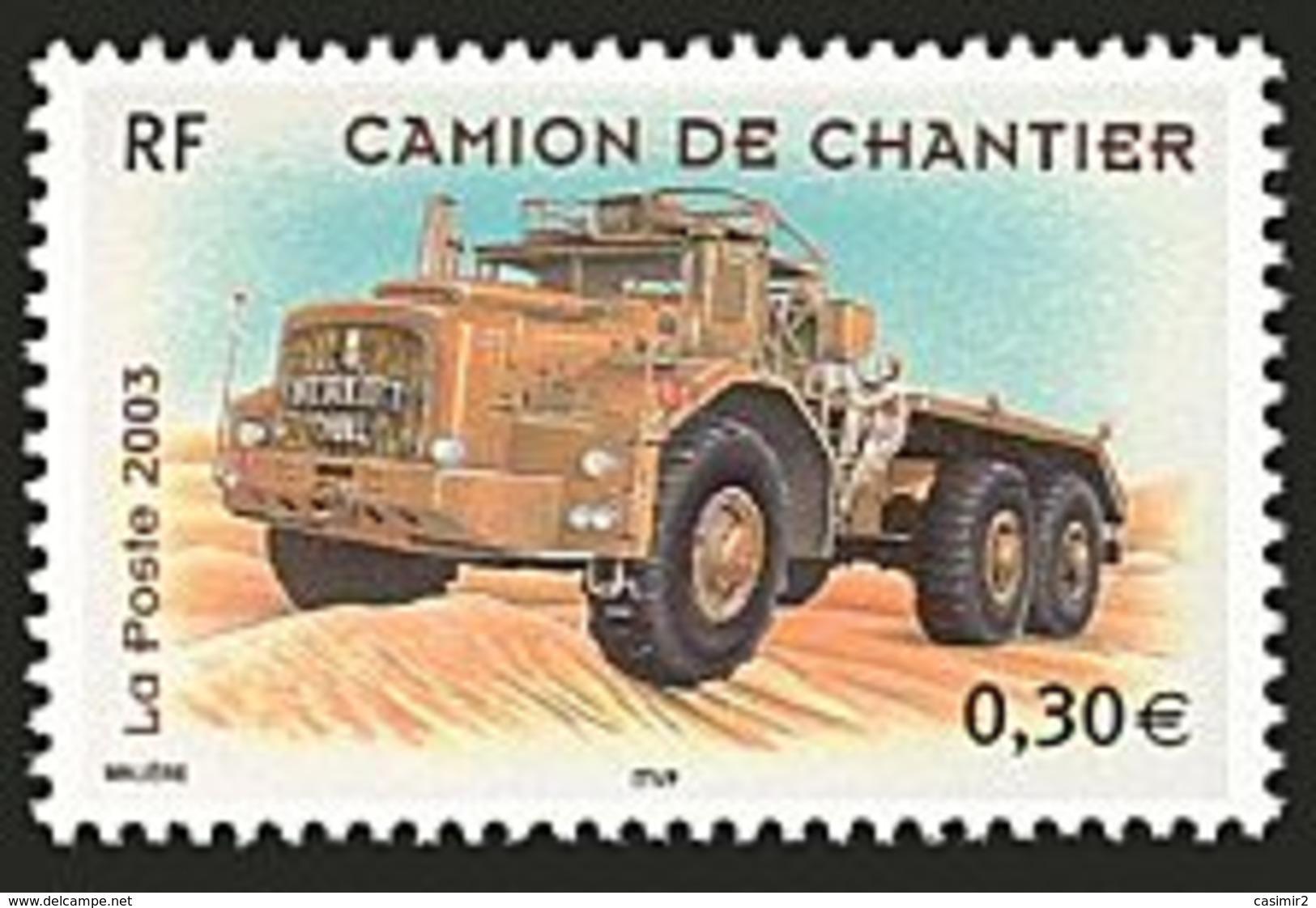 FRANCE TIMBRE  NEUF**   YVERT N° 3615 - Frankreich