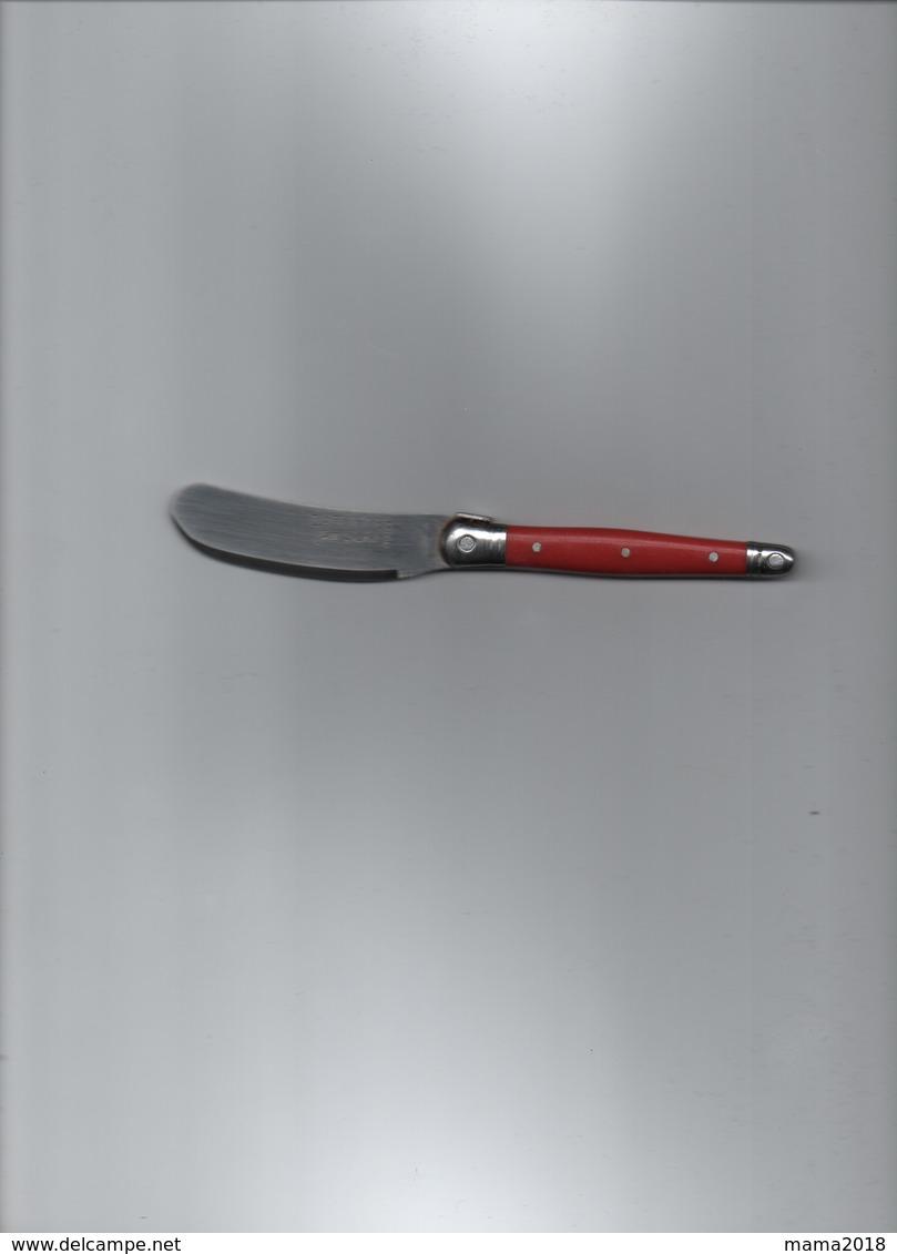 Couteau à Beurre  Laguiole  Jean Dubost - Messen