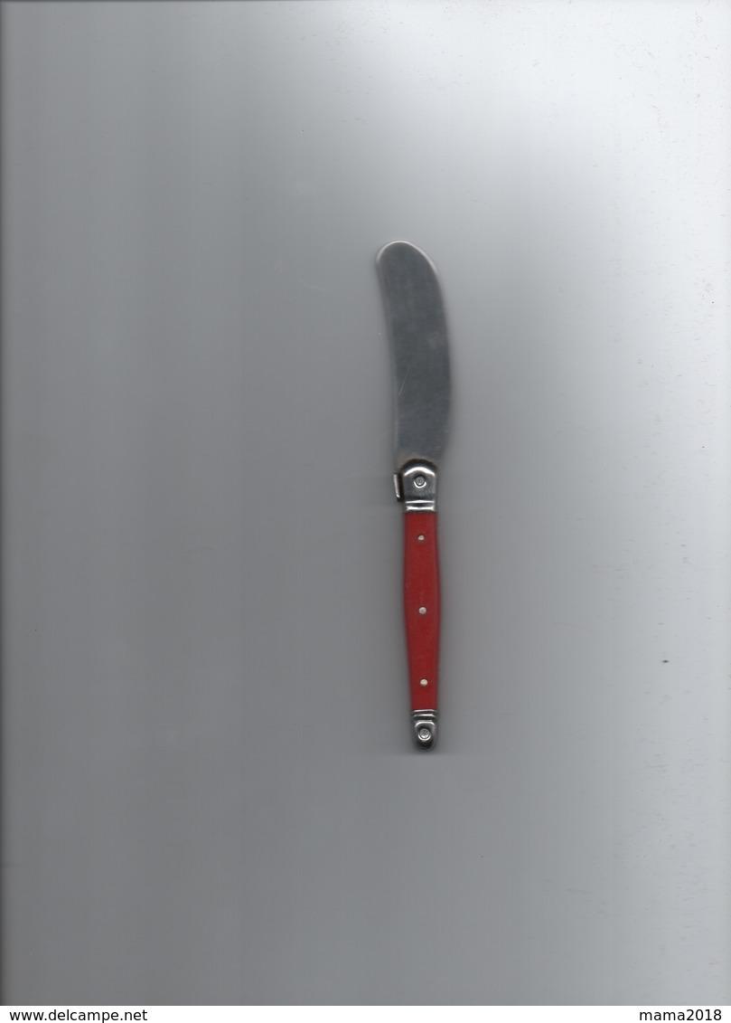 Couteau à Beurre  Laguiole  Jean Dubost - Couteaux
