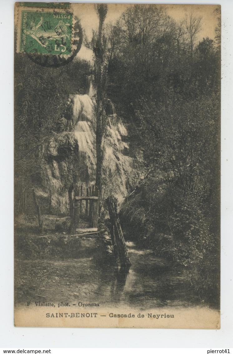 SAINT BENOIT DE L'AIN - Cascade De Neyrieu - Autres Communes