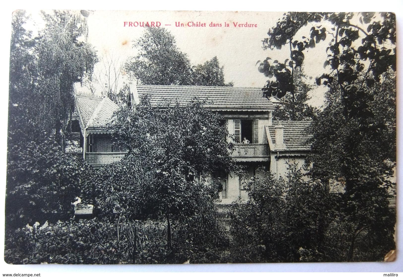 Frouard - Un Chalet Dans La Verdure - Frouard