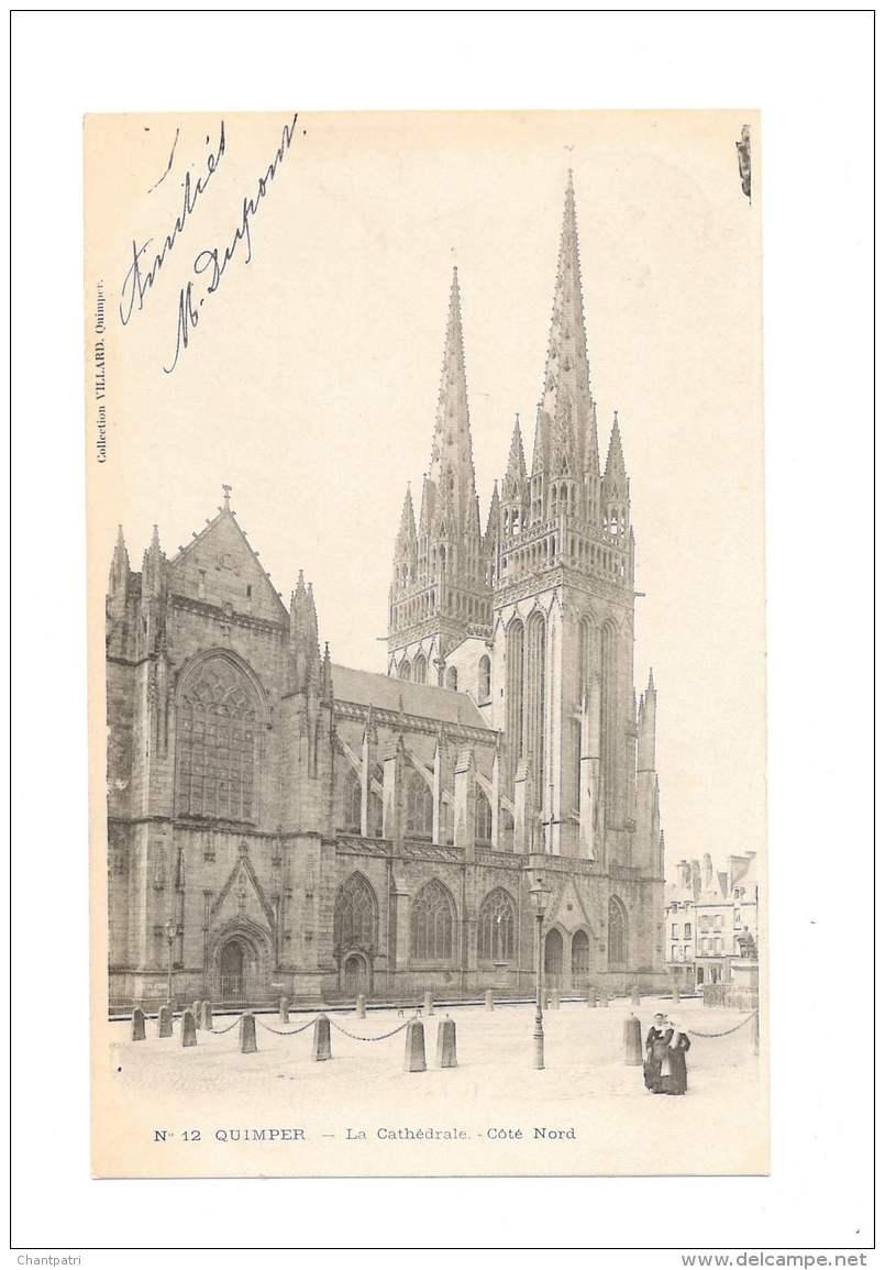 Lot De 48 CPA Du 29 ( Finistère ) -  Toutes Scannées  - Lot 29 - 5 - 99 Postcards