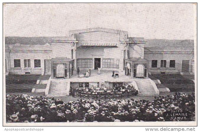 Belgium Nemur Theatre de la Citadelle Herodiade