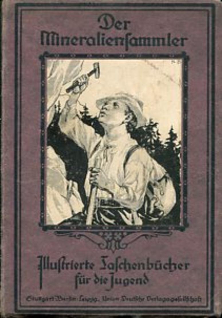 Der Mineraliensammler. - Bücher, Zeitschriften, Comics