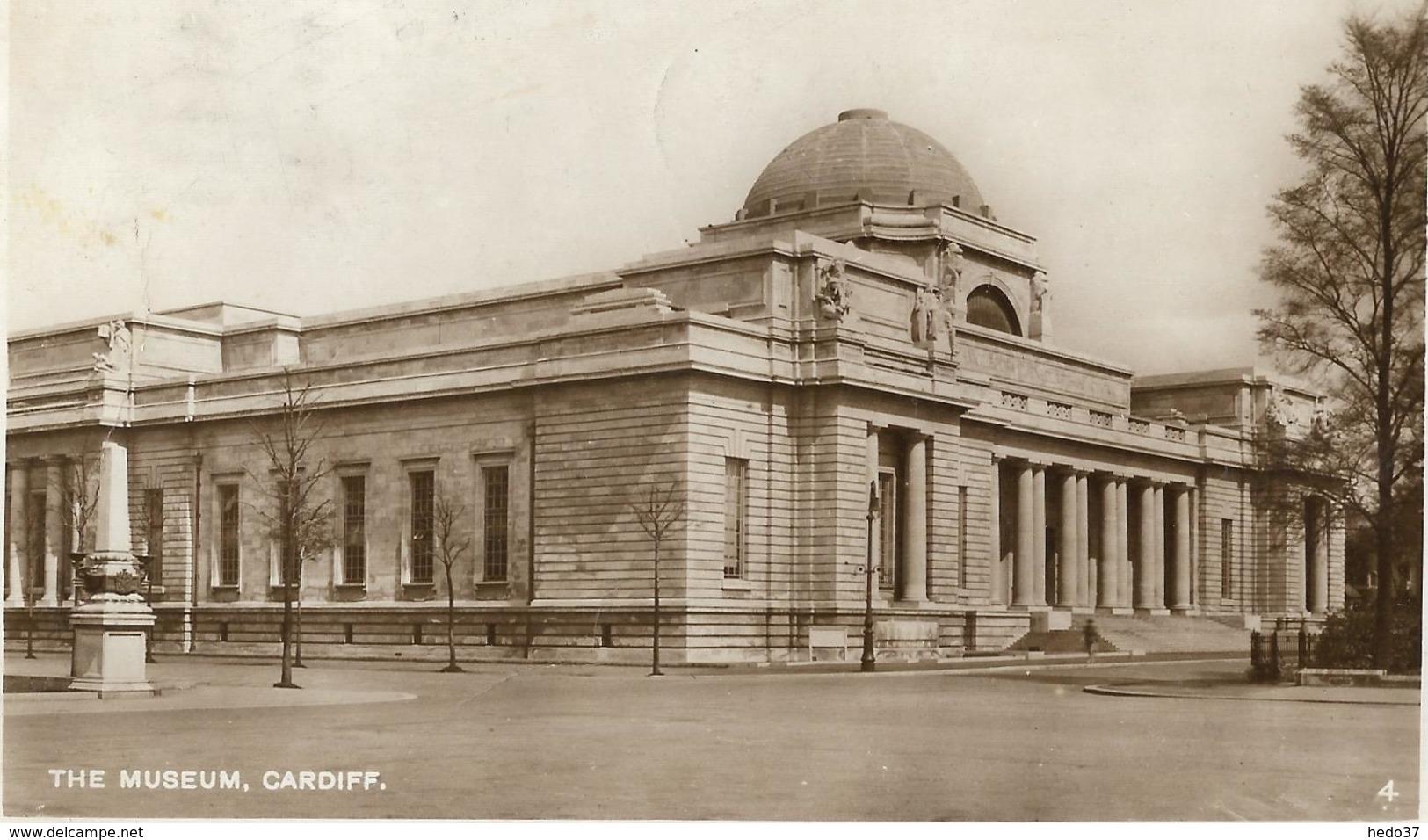 The Museum, Cardiff - Pays De Galles