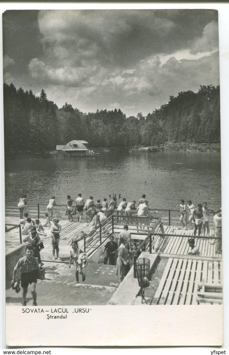 "Sovata Health Resort - ""Ursu"" Lake - Romania"