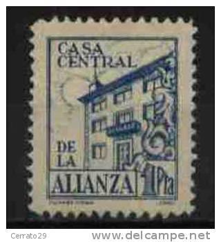 CASA DE LA ALIANZA - Viñetas De La Guerra Civil