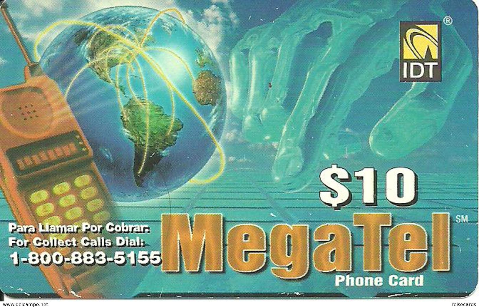 IDT:  UTA MegaTel 04.2004 - Sonstige