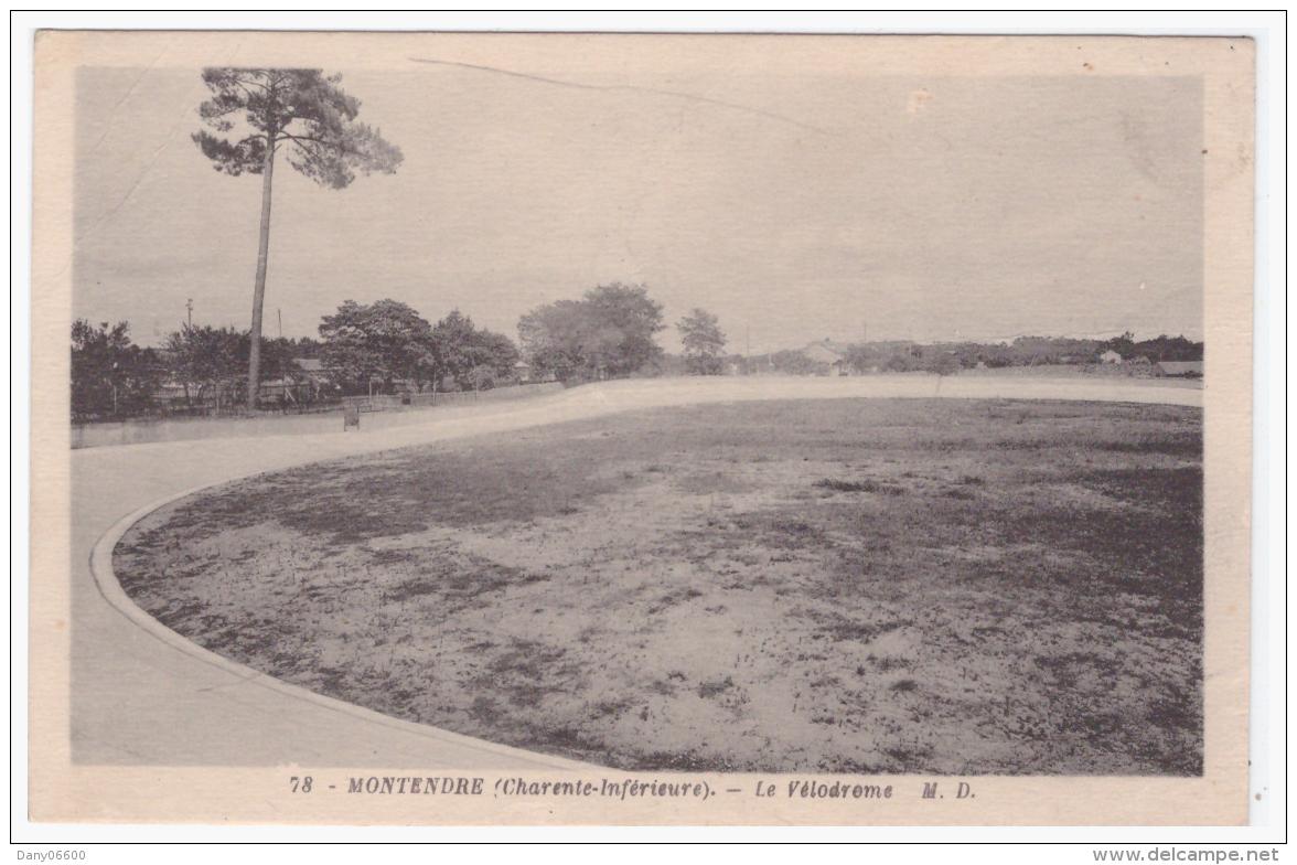 MONTENDRE Le Vélodrome - Montendre