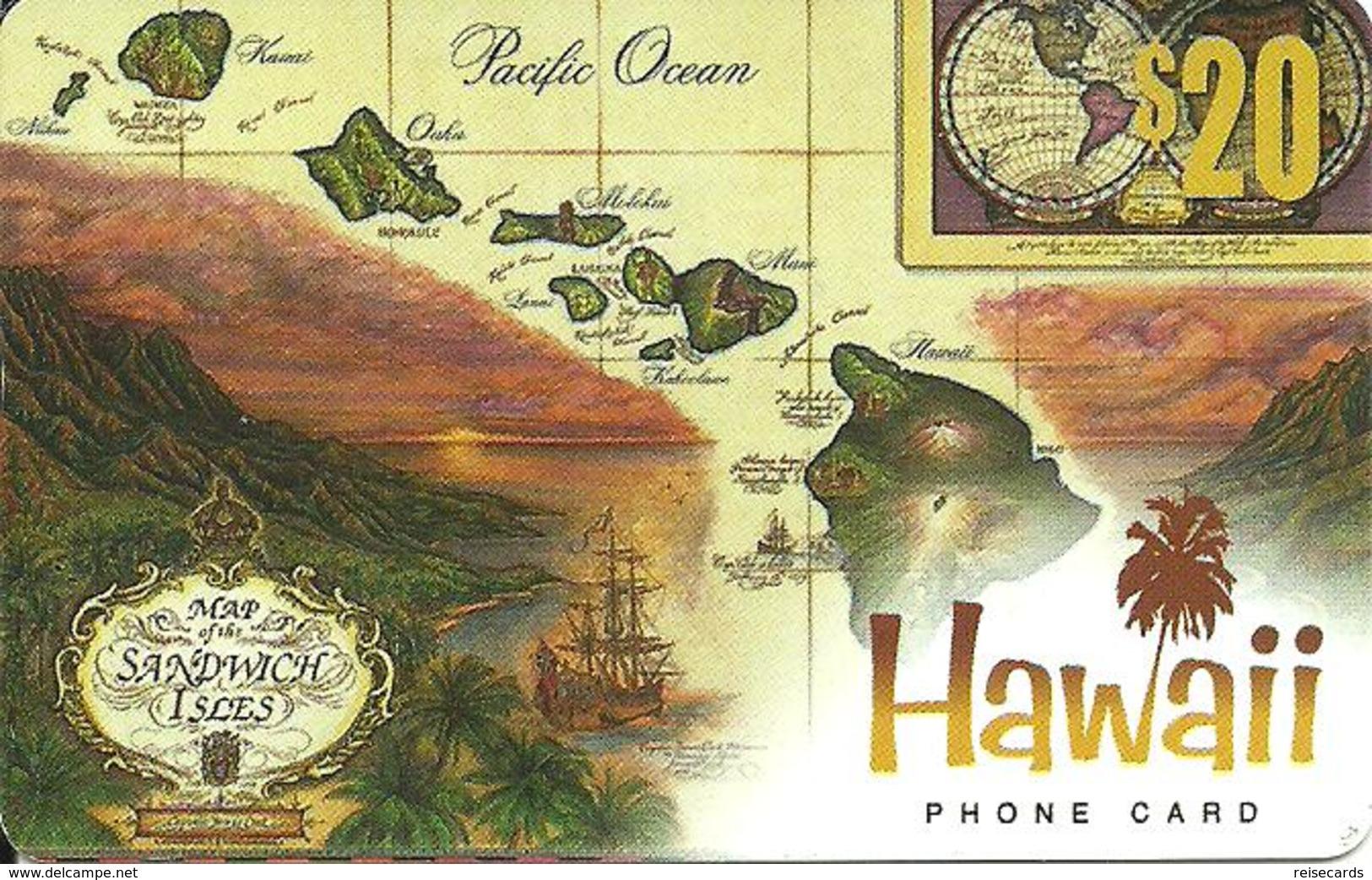 IDT: Hawaii Rs Dark - Sonstige