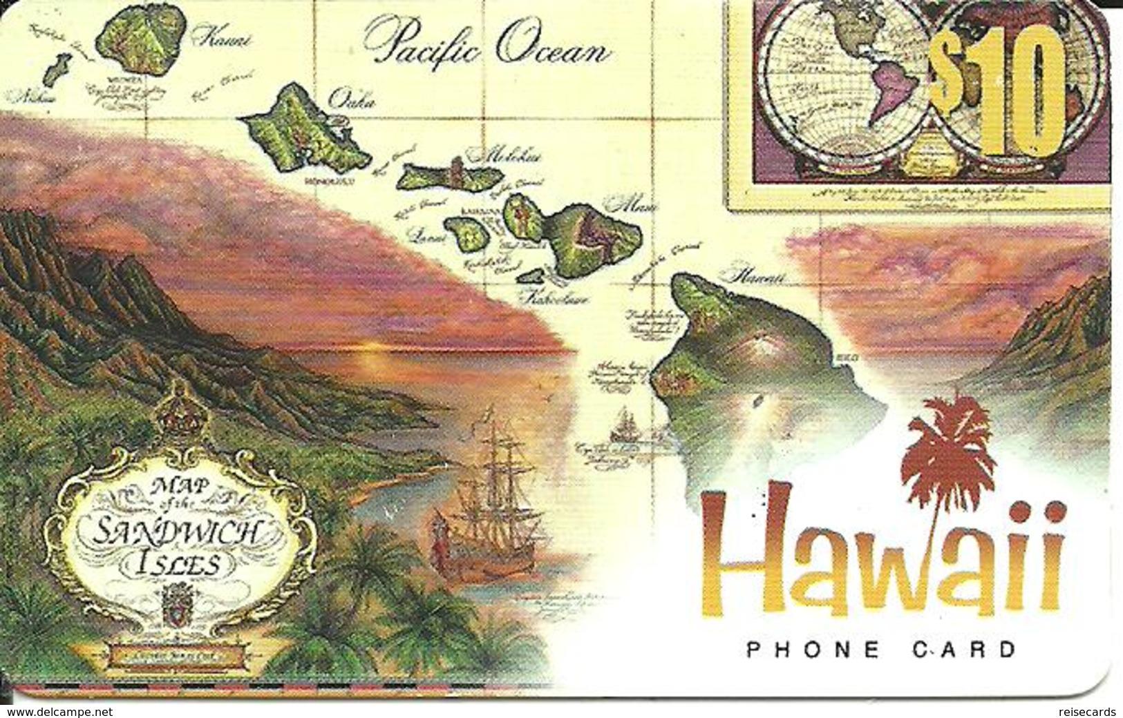 IDT: Hawaii - Vereinigte Staaten
