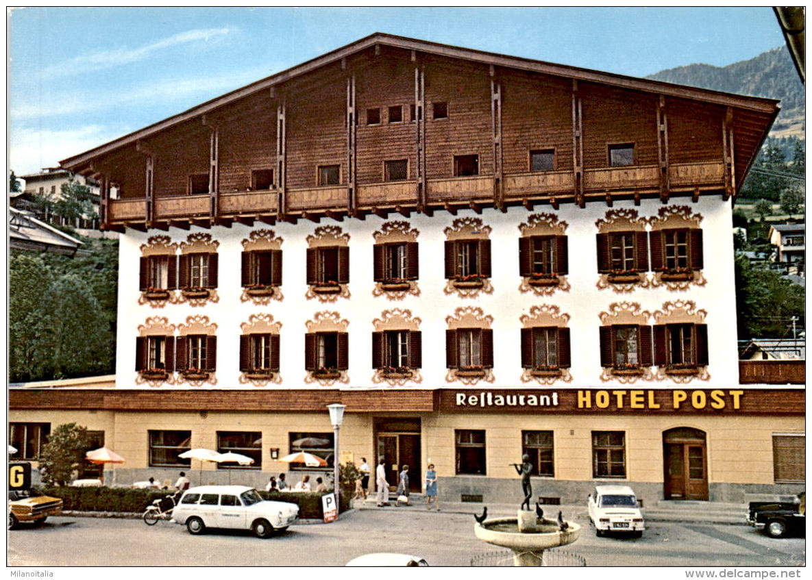 Schwarzach Im Pongau - Hotel Post (258) - Ohne Zuordnung