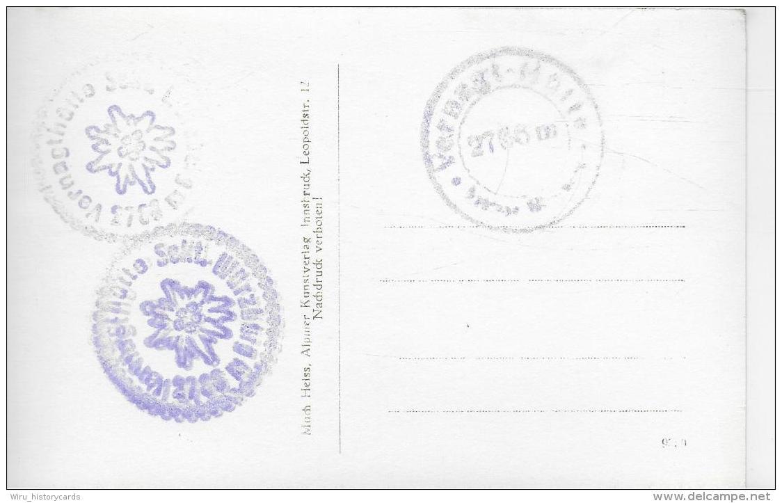 AK 0905  Vernagthütte ( Oetztaler Alpen ) - Verlag Much Heiss Um 1930-40 - Oetz