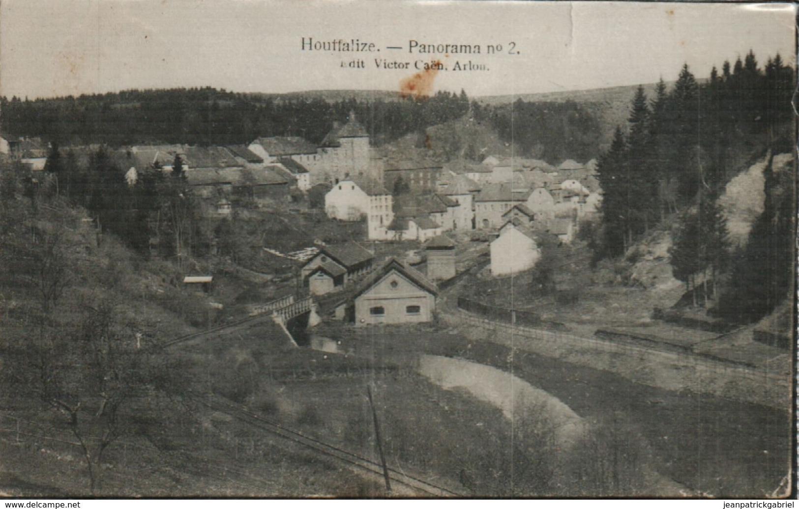 Houffalize Panorama N 2 - Houffalize