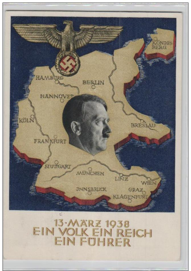 D.-Reich   Propaganda-Ganzsache ....(ka2229   ) Siehe Scan - Deutschland