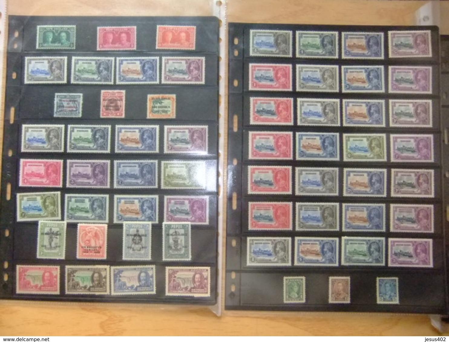 Jubilé De George V 1935 Série Complète MNH Neuve LUXE - Colecciones Completas