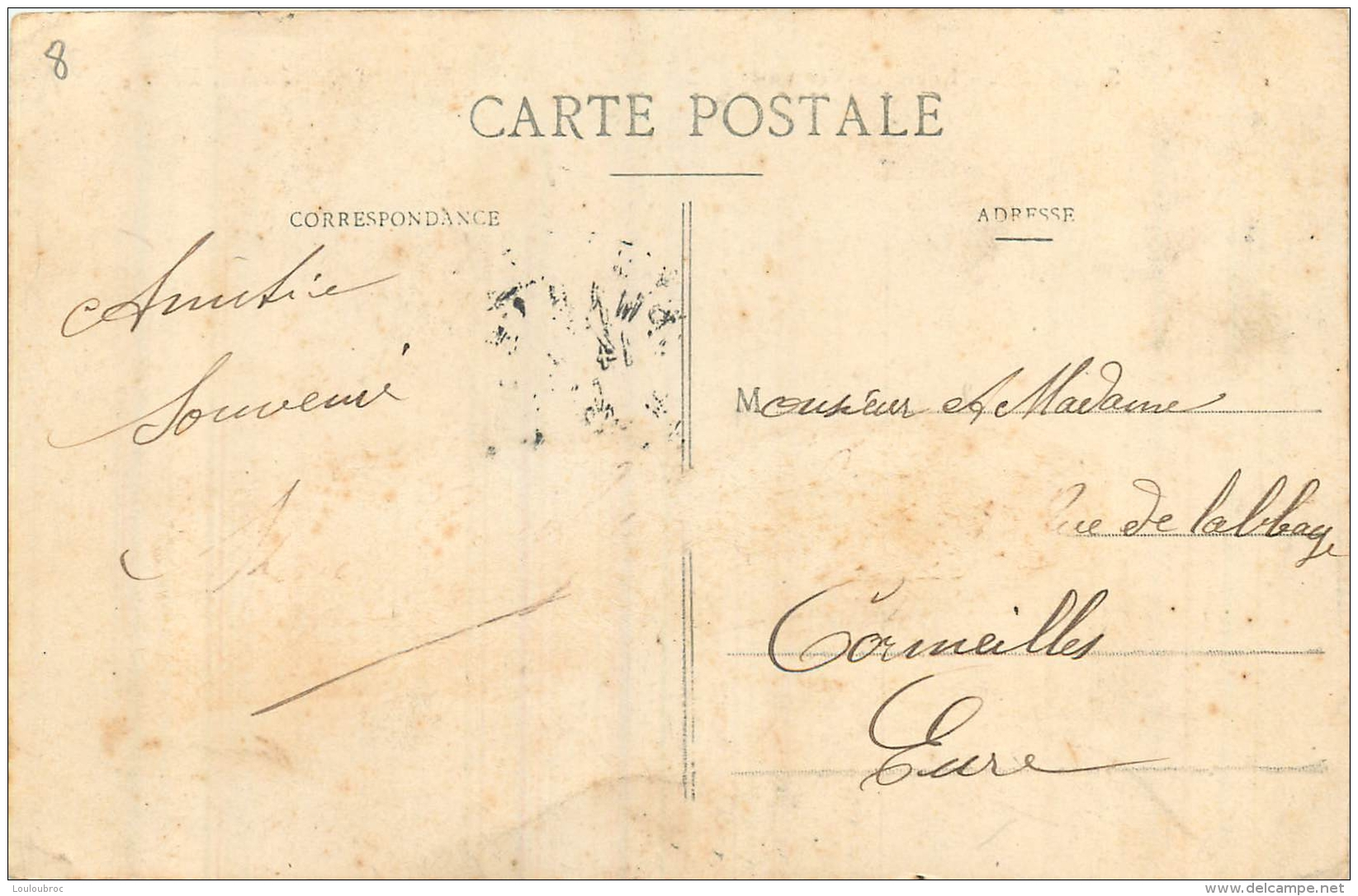 SAINT MIHIEL ROUTE DE VERDUN EDITION NAMIN 1911 - Saint Mihiel