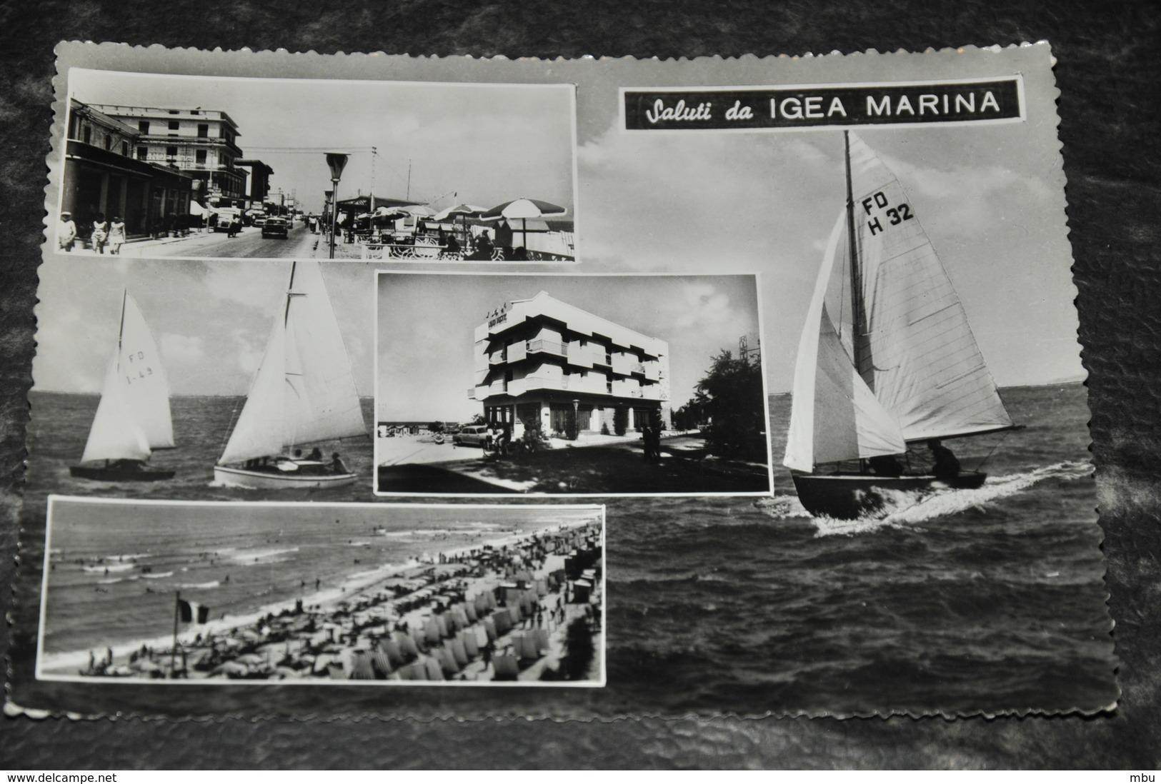 2311    Saluti Da Igea Marina - Rimini
