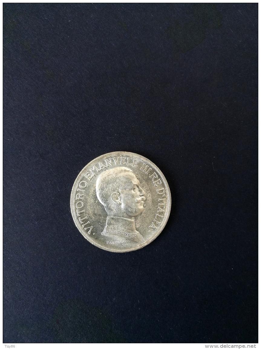 Regno D'Italia - Lire 1 1916 (SPL) RARA - 1861-1946 : Koninkrijk