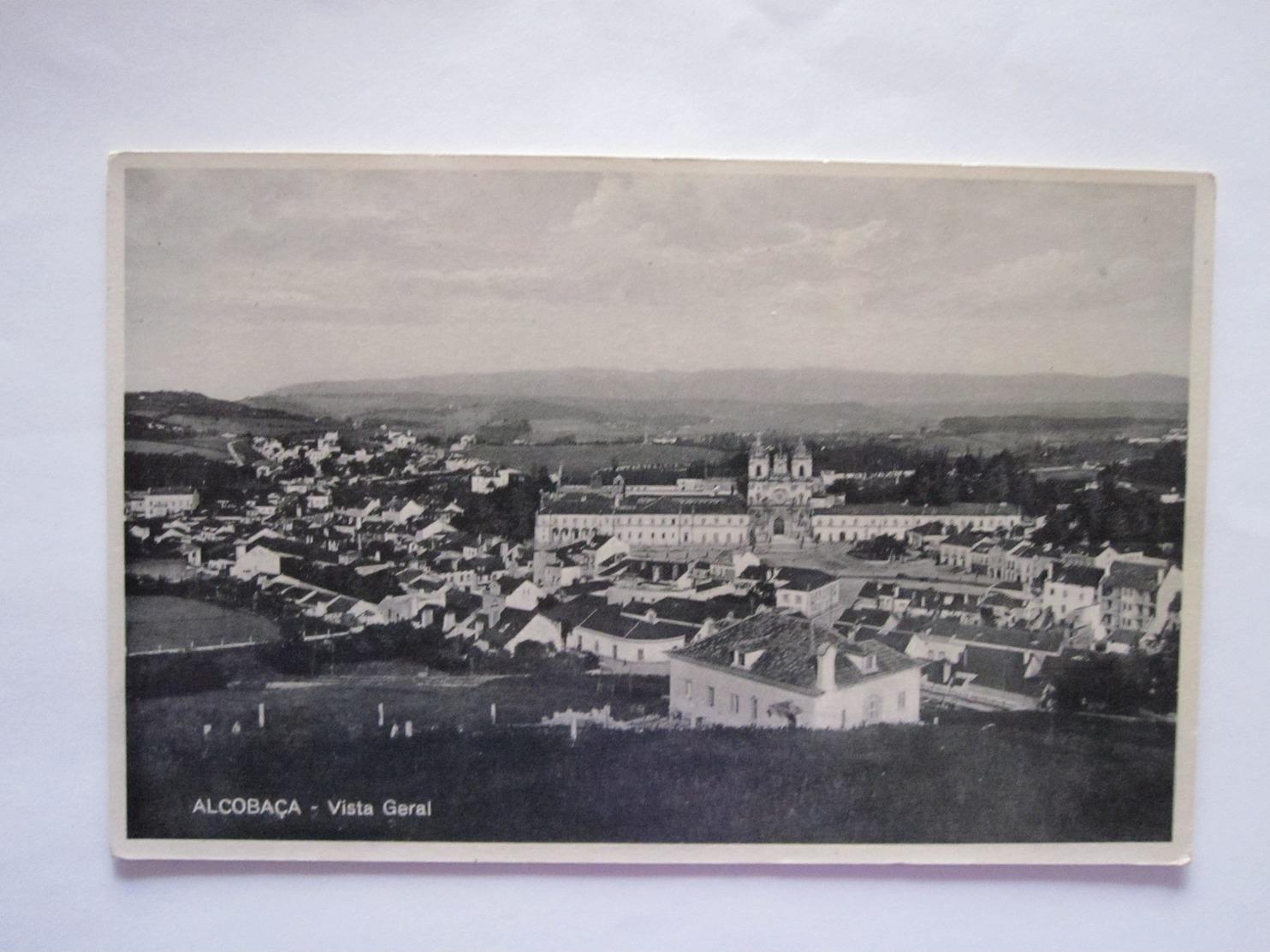 Portugal Postcard, Alcobaça - Portugal
