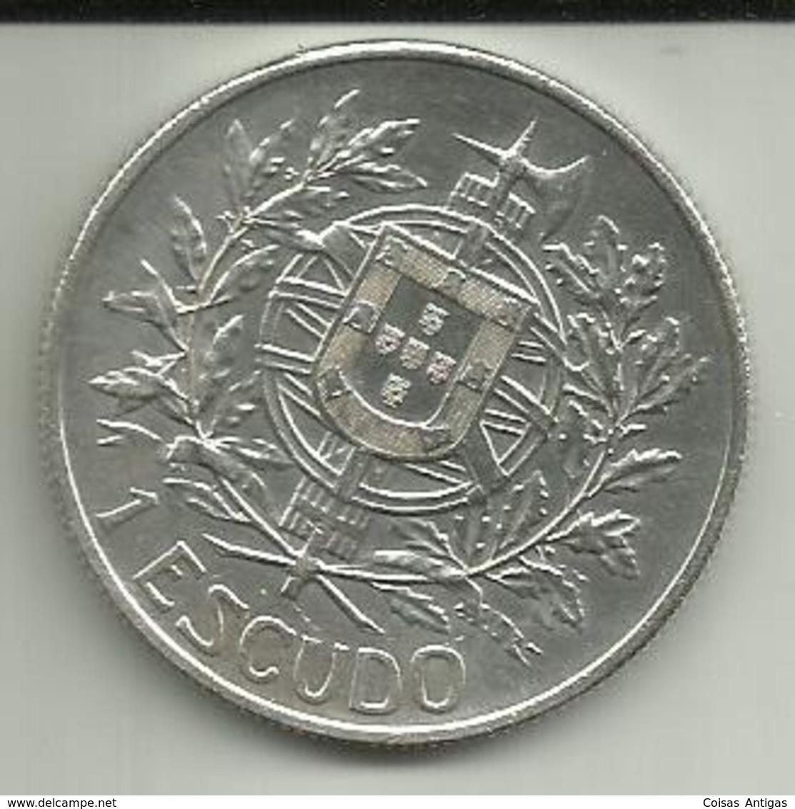 1 Escudo 1910 Portugal - Açores
