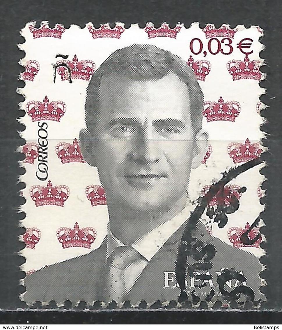 Spain 2016. Scott #4088 (U) King Felipe VI * - 1931-Aujourd'hui: II. République - ....Juan Carlos I