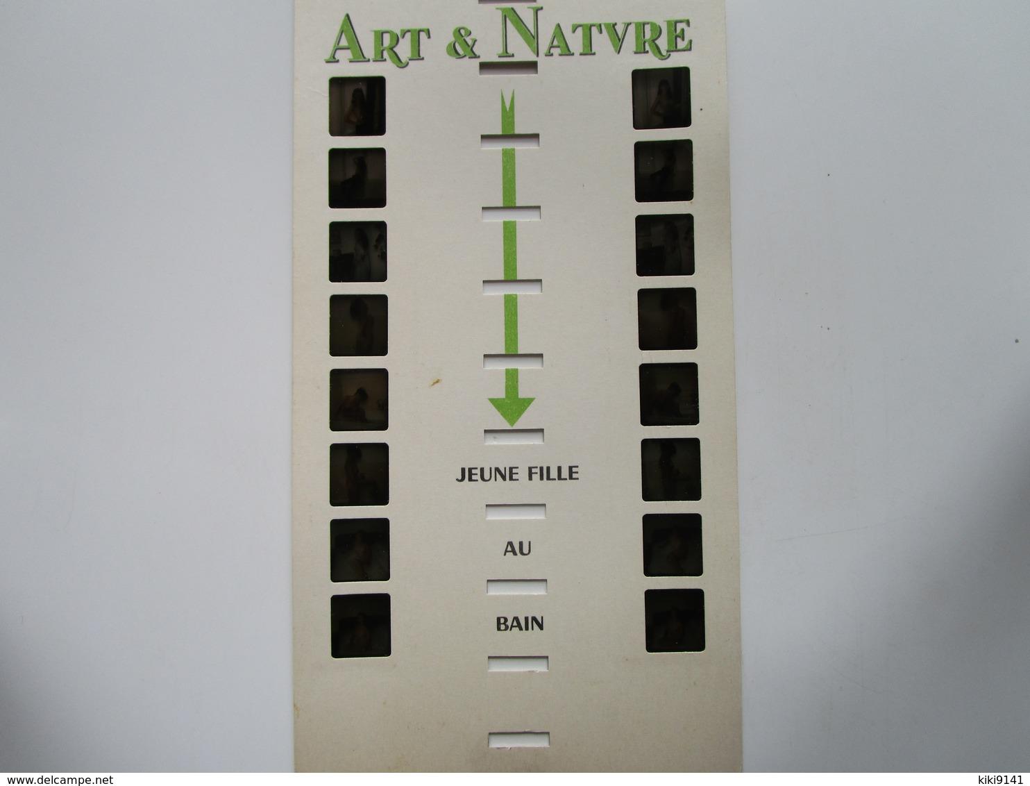 ART & NATURE - NUS - Jeune Fille Au Bain - Fine Nude Art (1941-1960)