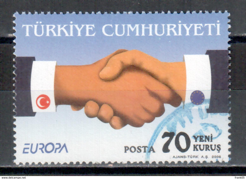 Türkei / Turkey / Turquie 2006 EUROPA Gestempelt/used - Europa-CEPT