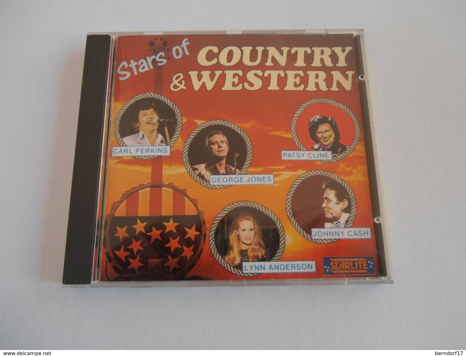 Stars Of Country & Western - CD - Country & Folk