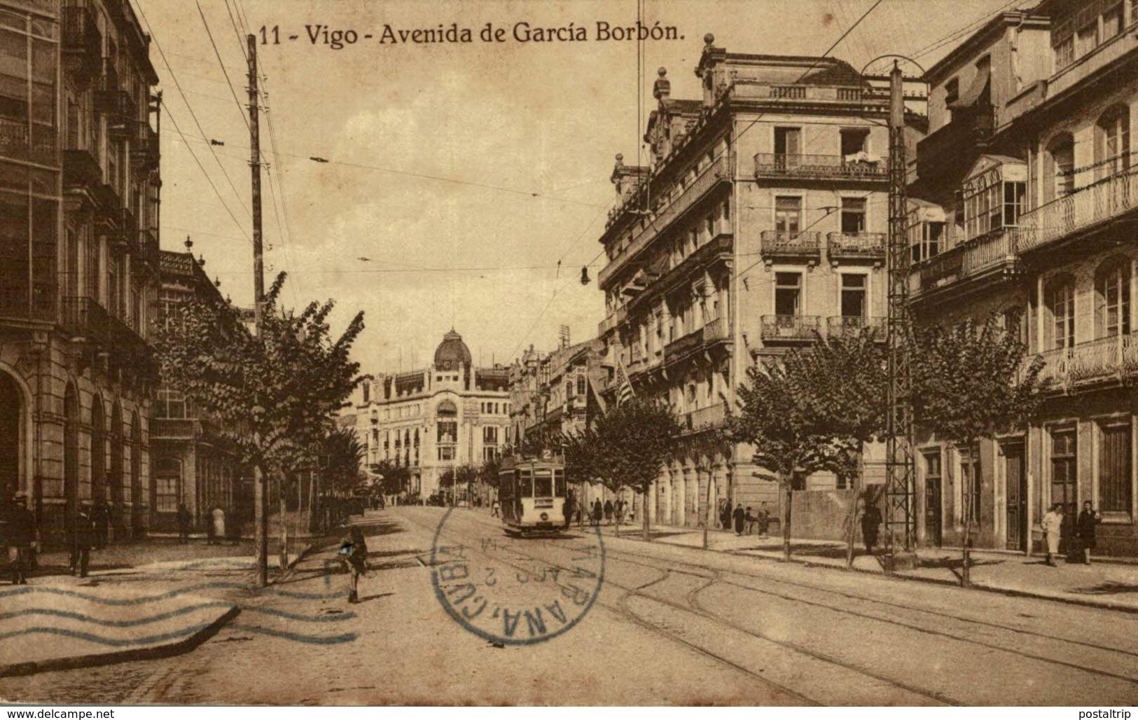 VIGO AVENIDA DE GARCIA BORBON - La Coruña