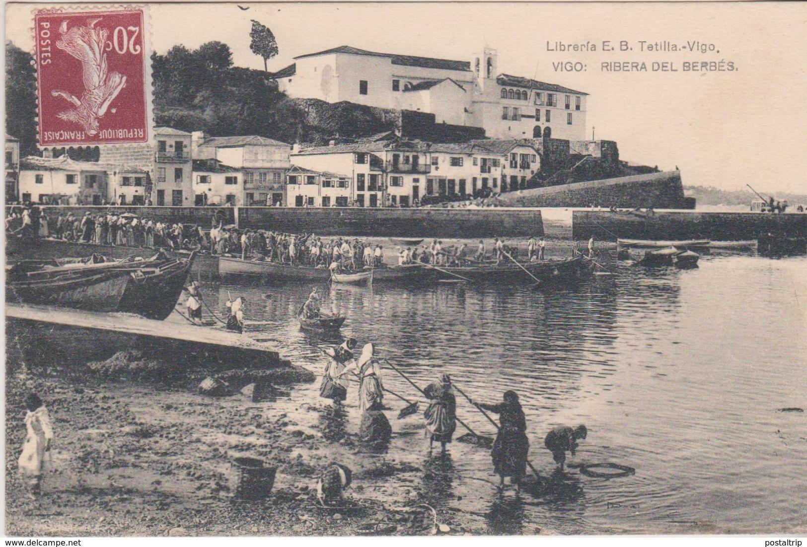 VIGO RIBERA DEL BERBES - La Coruña