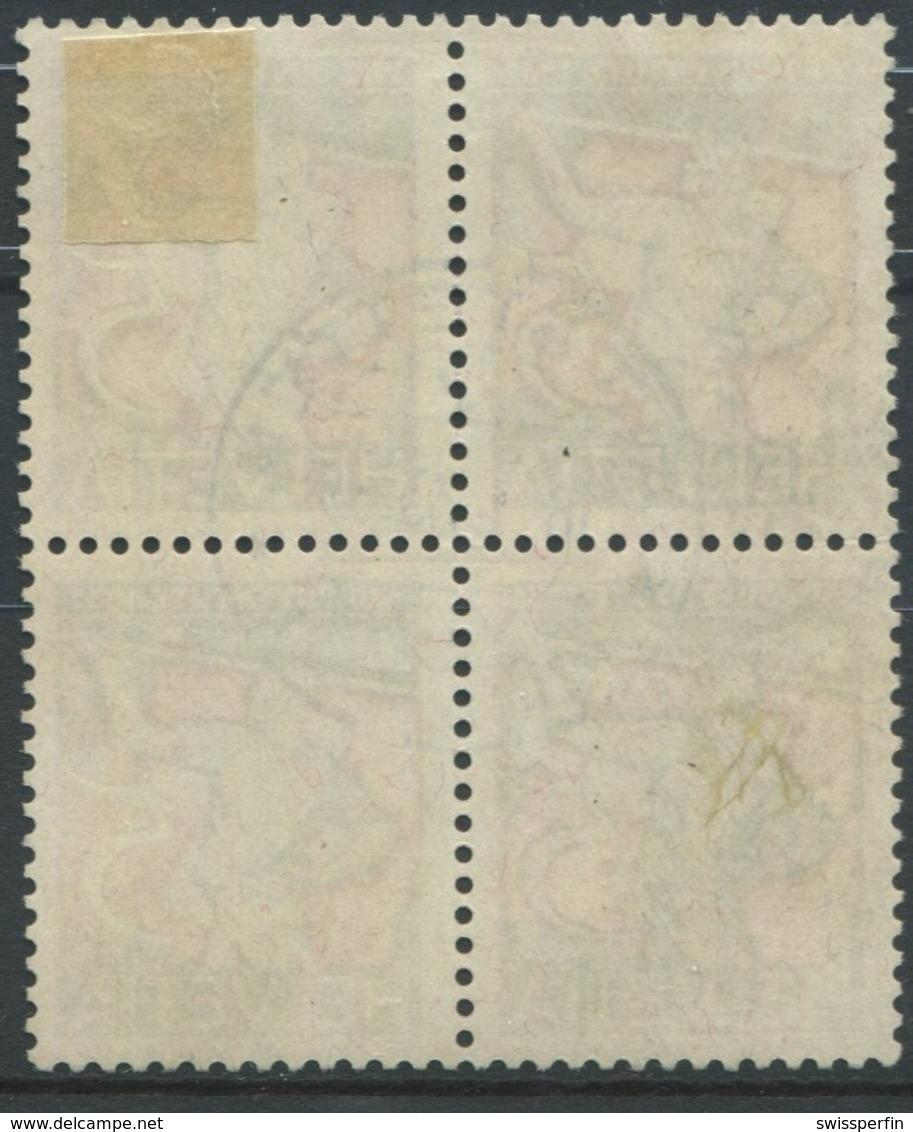 1812 - 5 Rp. Fahnenschwinger Mit Zentrumstempel ALTSTETTEN (ZÜRICH) 18.I.33 - Pro Juventute