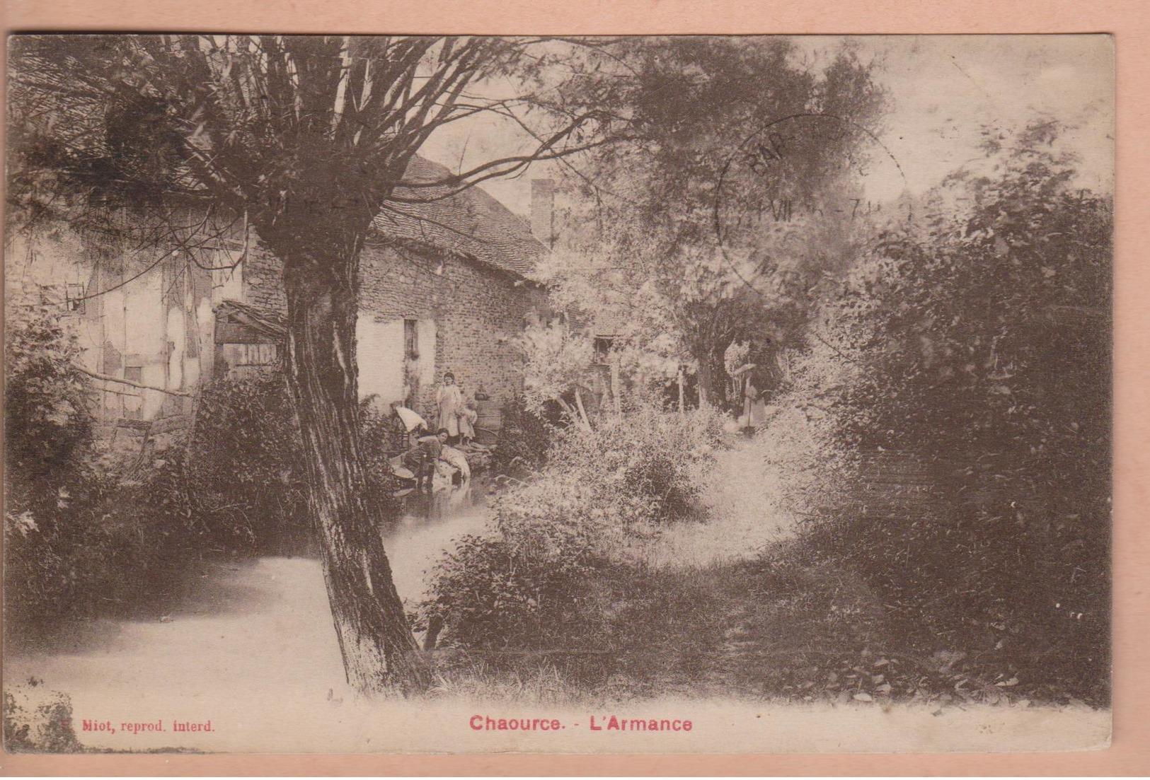 Chaource - L'Armance - Chaource