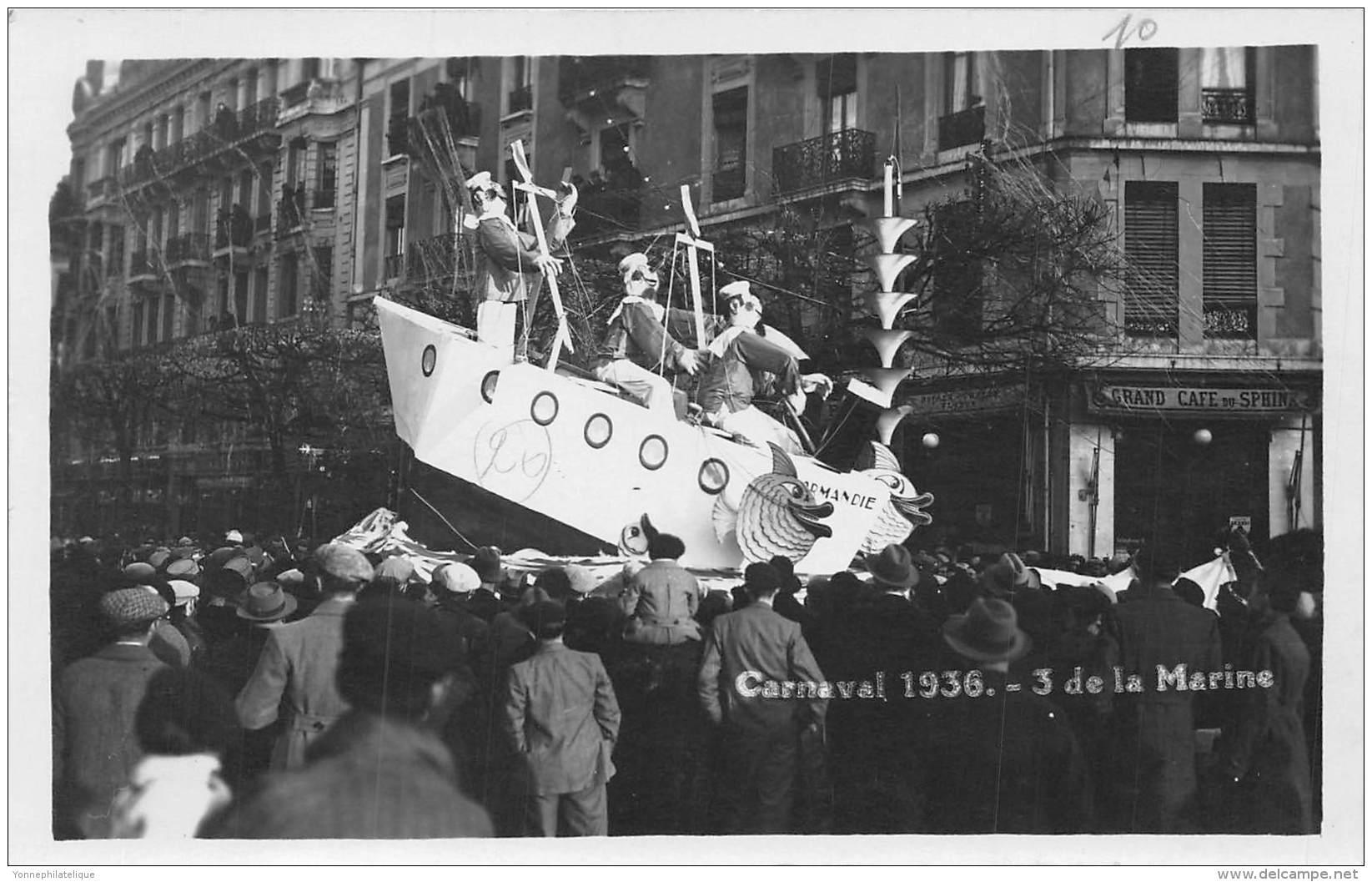 71 - SAONE ET LOIRE / Chalon Sur Saone - 711861 - Carnaval - Carte Photo - Chalon Sur Saone