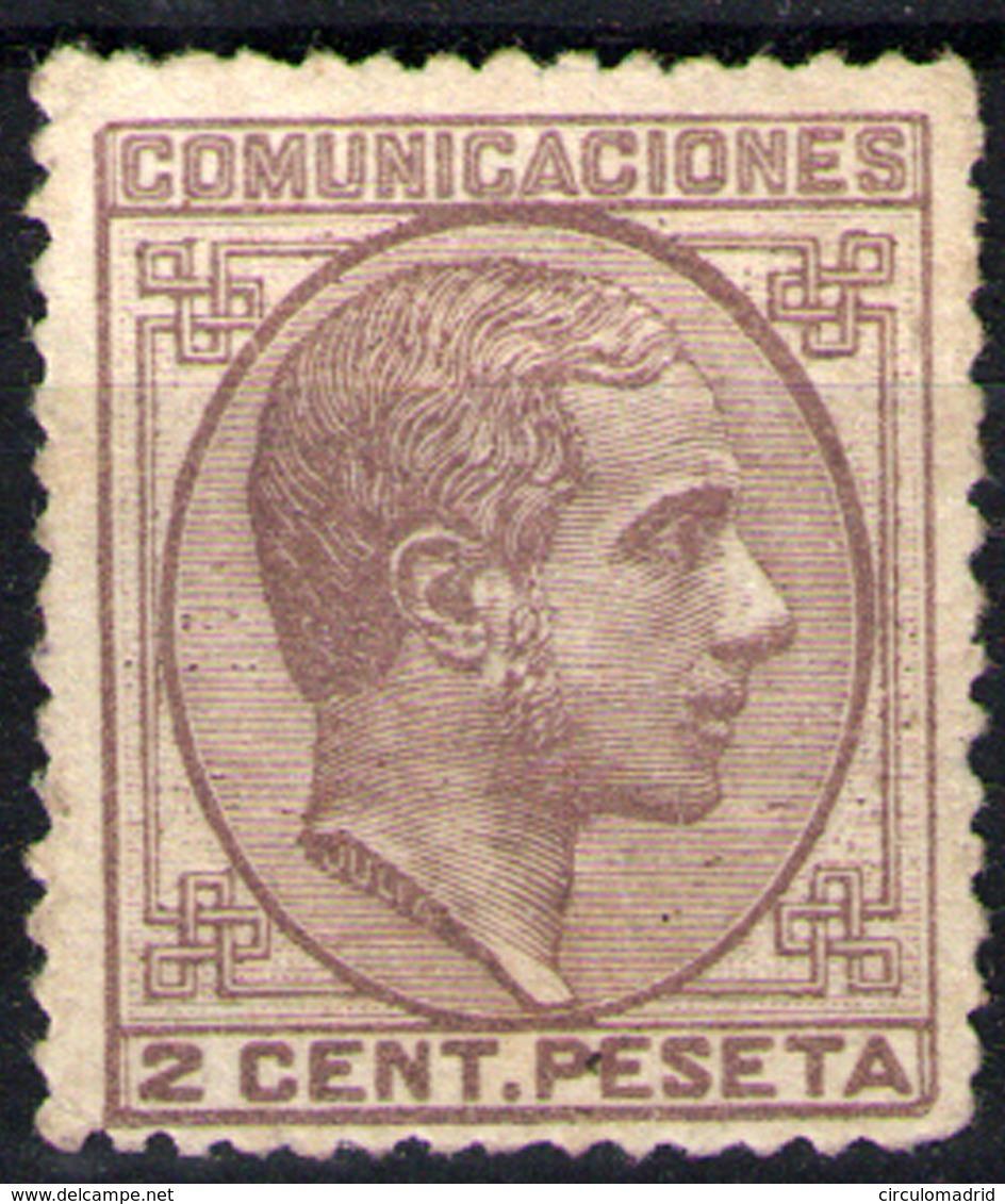 2658- España Nº 190 - Usados