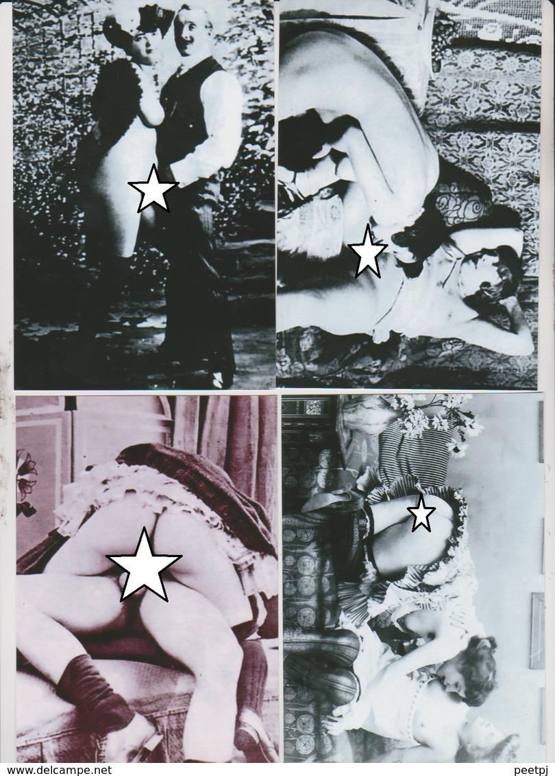 Photo - Reproduction - Erotic - XX  -  152X113 - 56 VUES - VOIR 14 Scans - Beauté Féminine (...-1920)