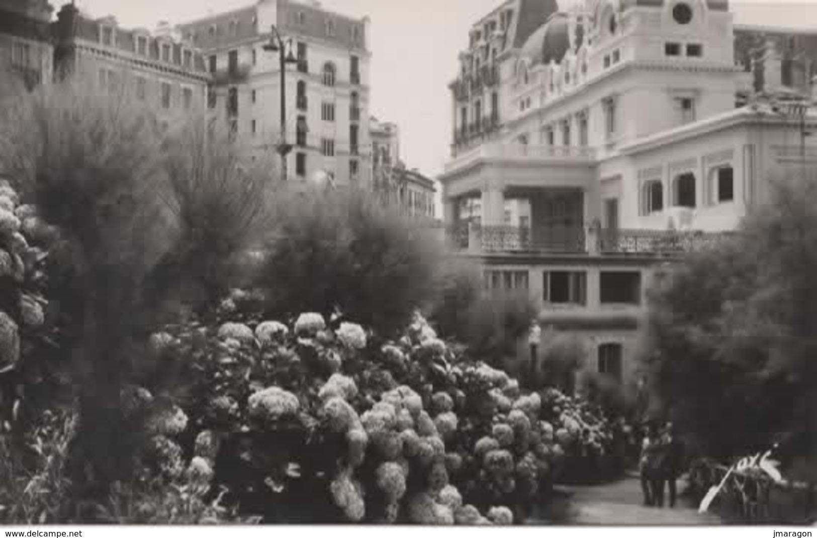 BIARRITZ - Promenade Au Bord De La Plage - Jové 815 Bis - Vierge - Tbe - Biarritz