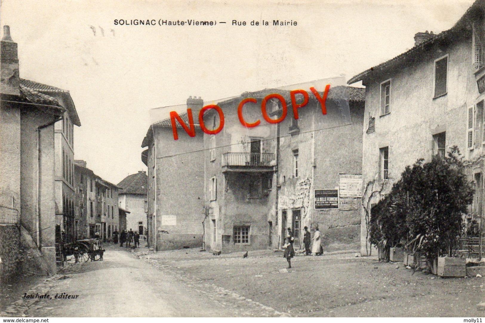 SOLIGNAC - France