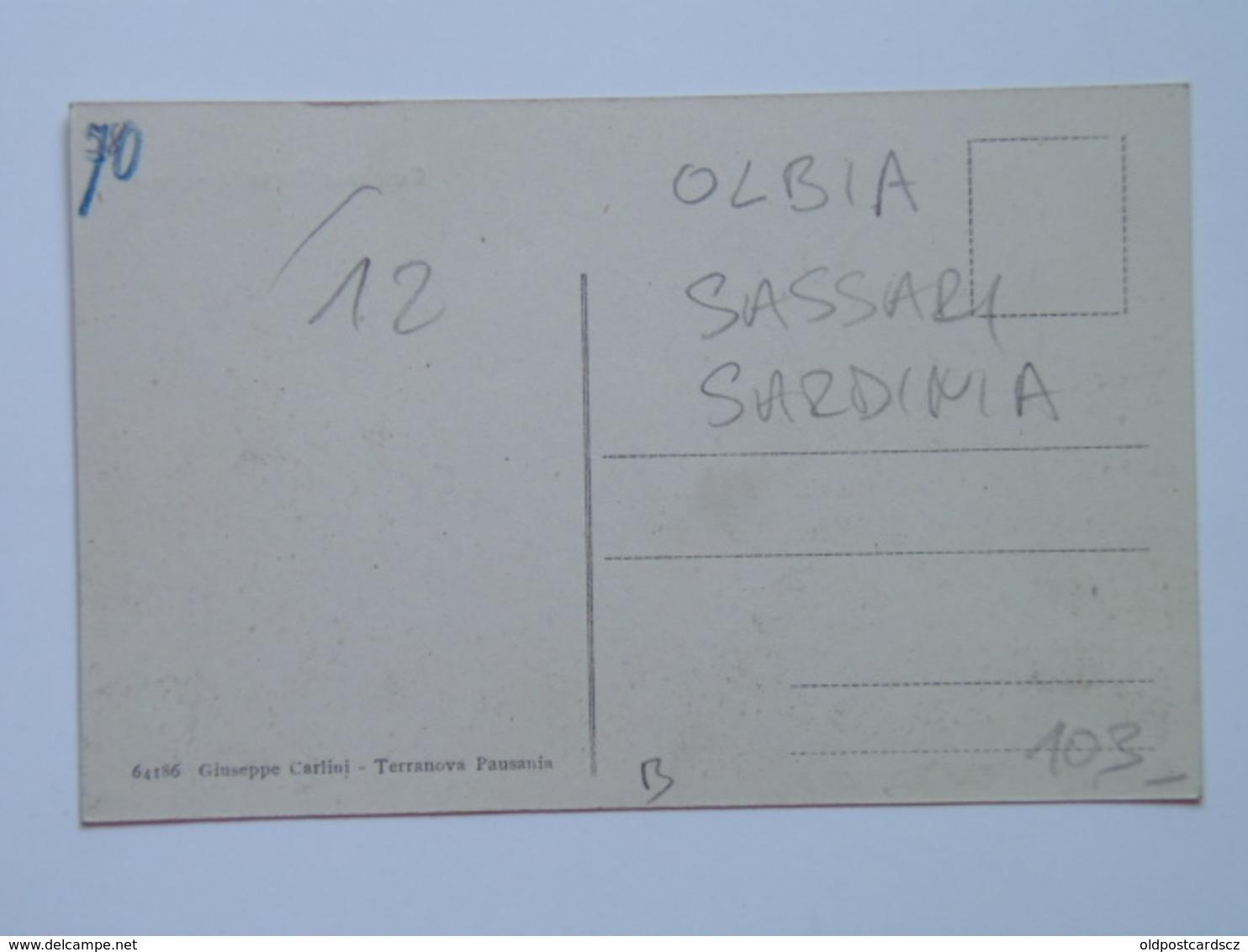 Olbioa 103 Terranuova Pausania - Olbia