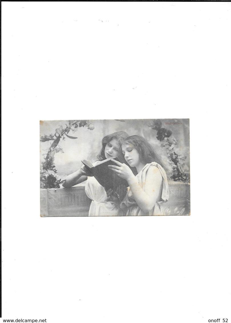 MEDITATION FEMMES  EDITEUR   BERGERET NANCY - Femmes