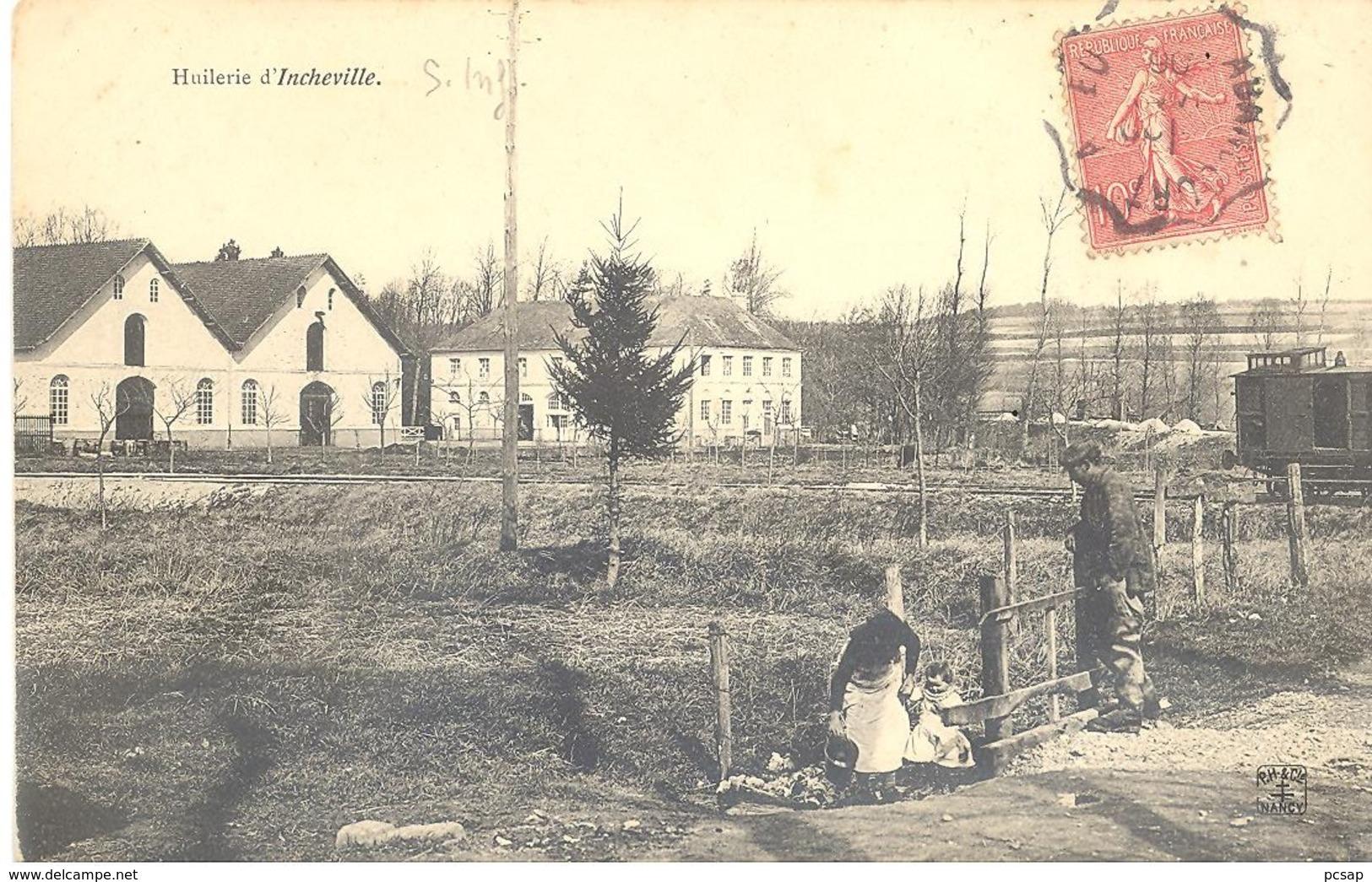 Huilerie D'Incheville - France
