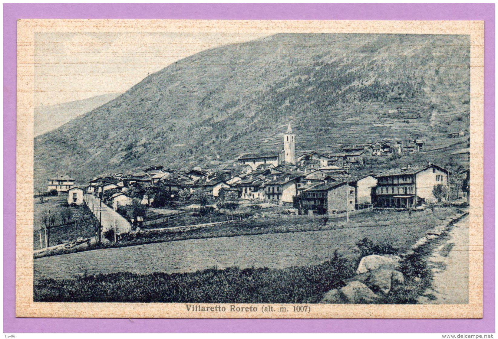 Villaretto Roreto - Italie