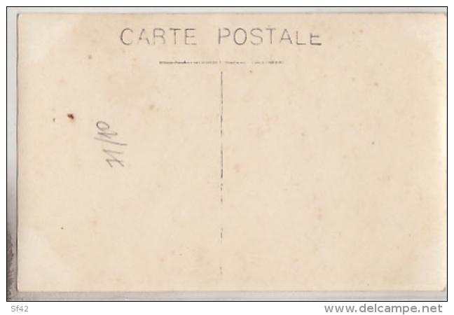 SAINT MARD DE VAUX         CARTE  PHOTO  ENFANT  . - France