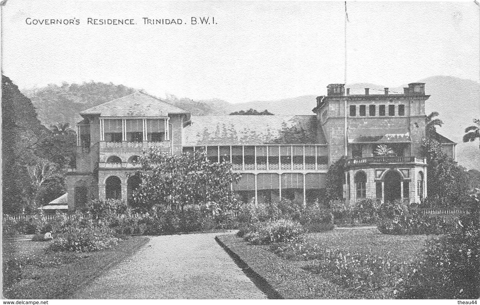 ¤¤   -   TRINIDAD  -  Governor's Residence    -  ¤¤ - Trinidad