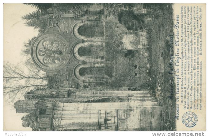 BE ORVAL / Ruines De L'Abbaye / - Belgique