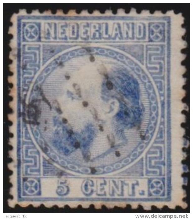 Nederland       .  NVPH      .    7 II D       .    O    .     Gebruikt   .    /    .     Cancelled - Gebruikt