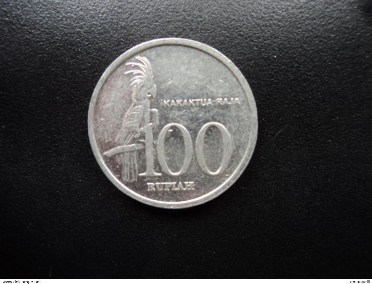 INDONÉSIE : 100 RUPIAH  1999  KM 61   SUP - Indonésie
