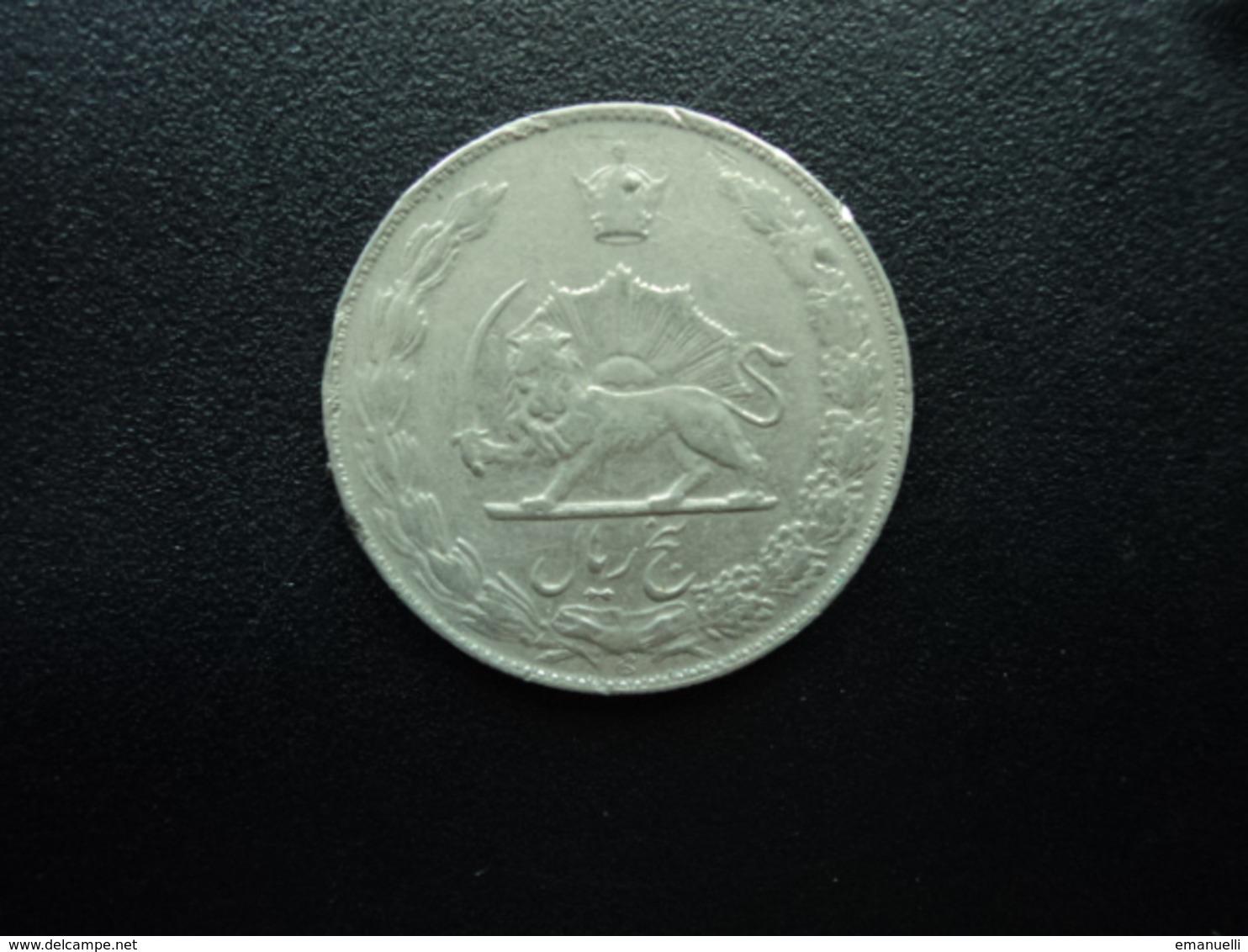 IRAN : 5 RIALS  1350 (1971)  KM 1176   TTB - Iran