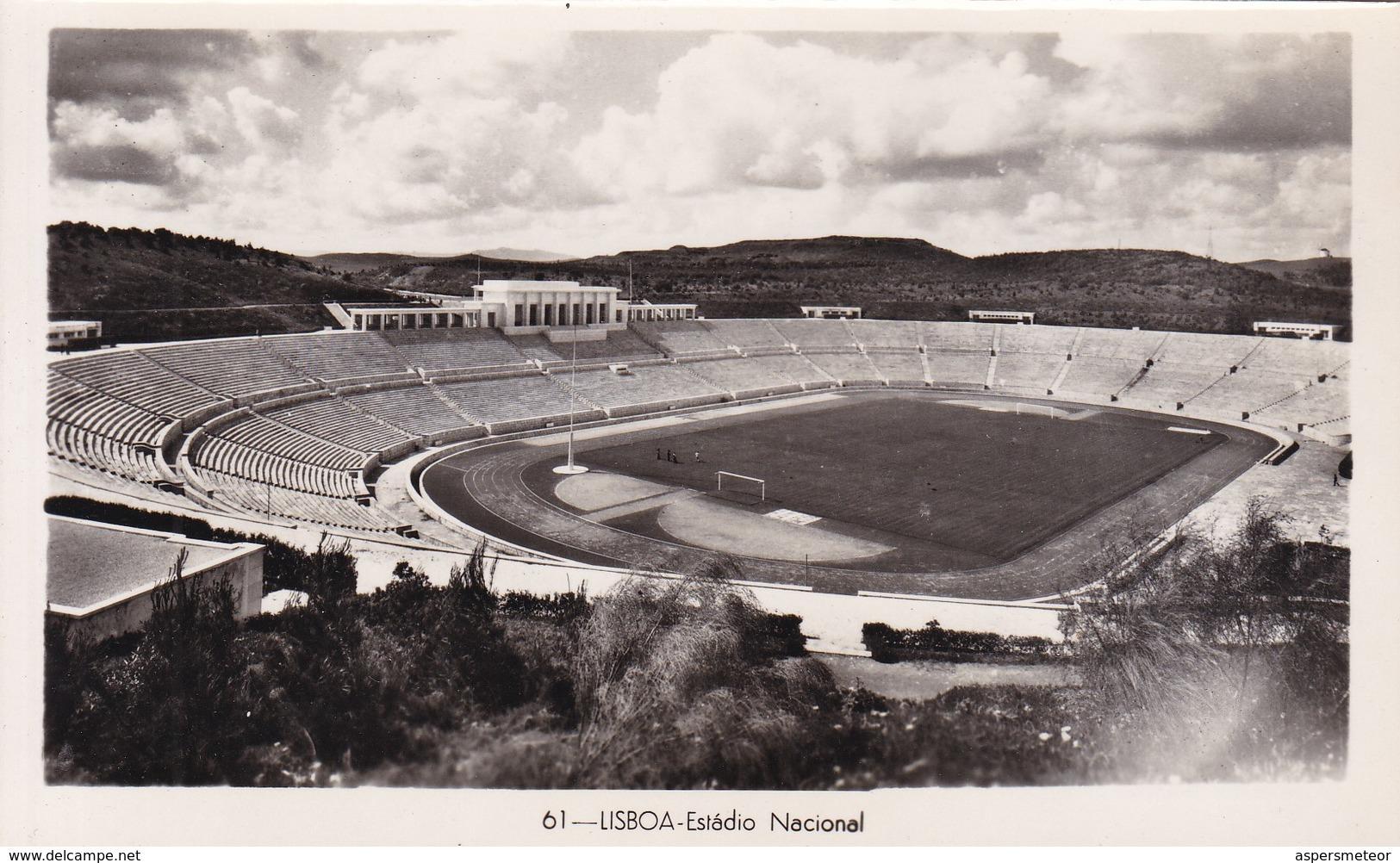LISBOA. ESTADIO NACIONAL. DULIA. PORTUGAL.-BLEUP - Lisboa