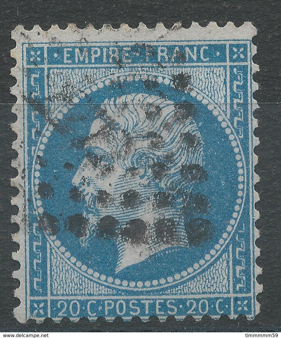 Lot N°42659  N°22, Oblit PC Du GC 2272 Maubeuge, Nord (57) - 1862 Napoleon III